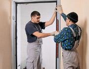 Установка дверей, монтаж, сервис и услуги
