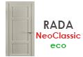 Фабрика Rada. Коллекция Neoclassic Eco